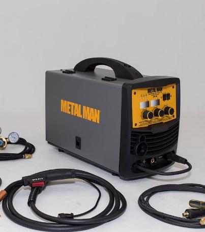 Metal Man 120v 140A Inverter Welder - TSC - IN STORE ONLY $179 99
