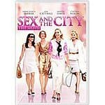 """Sex and the City: The Complete Series"" on DVD $49.99 (71% off) + Free Amazon Prime Shipping"