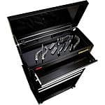Stanley Rolling Tool Chest with 70 pieces $89 FREE shipping FREE pickup