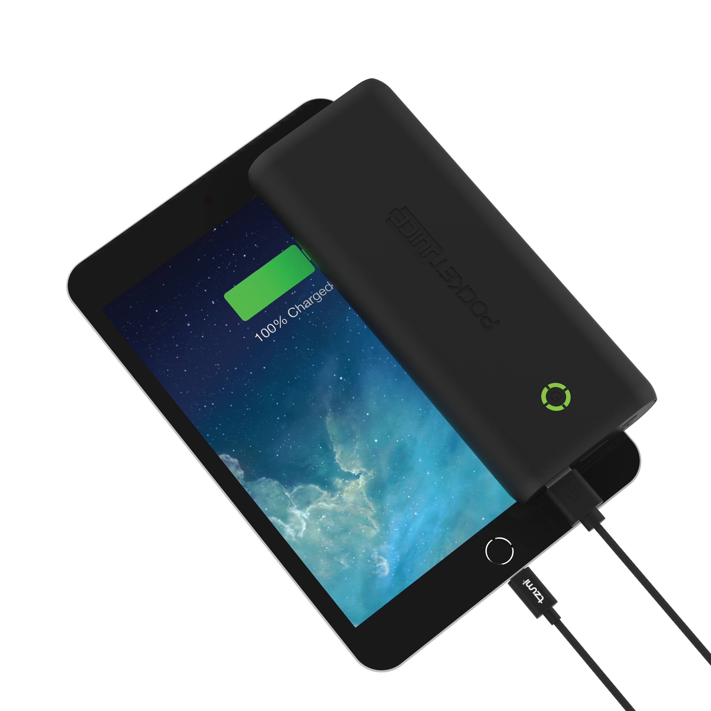 Pocket Juice 20000 mAh portable charger - $9 @ Walmart (YMMV B&M