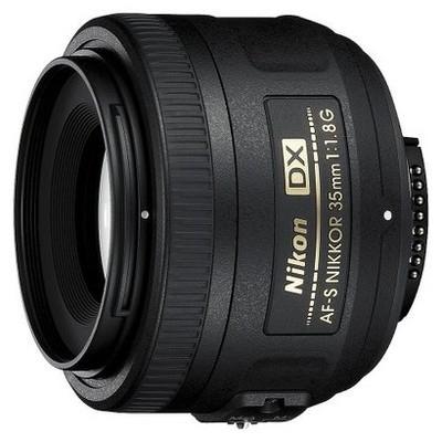 Nikon AF-S DX NIKKOR 35mm F1.8G -Black  $59.09 @ Target B&M YMMV - $59.09