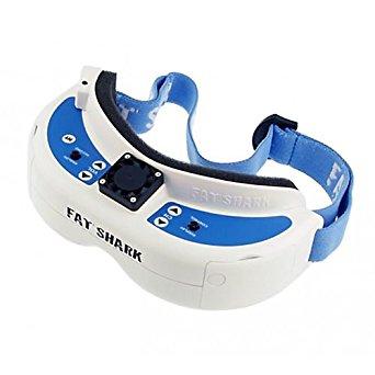 Fatshark Dominator V3 FPV Drone Goggles $299 @ AMZ