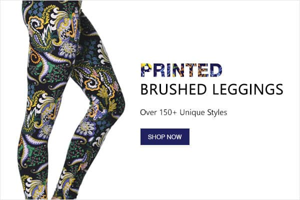 VIV Collection (Amazon #1 Leggings Brand) 40% Off Entire Purchase
