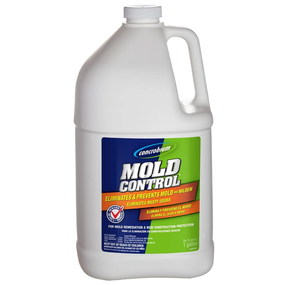 HOME DEPOT in store only YMMV - ONE GALLON CONCROBIUM mold control jug for $0.01 (99.9% OFF)