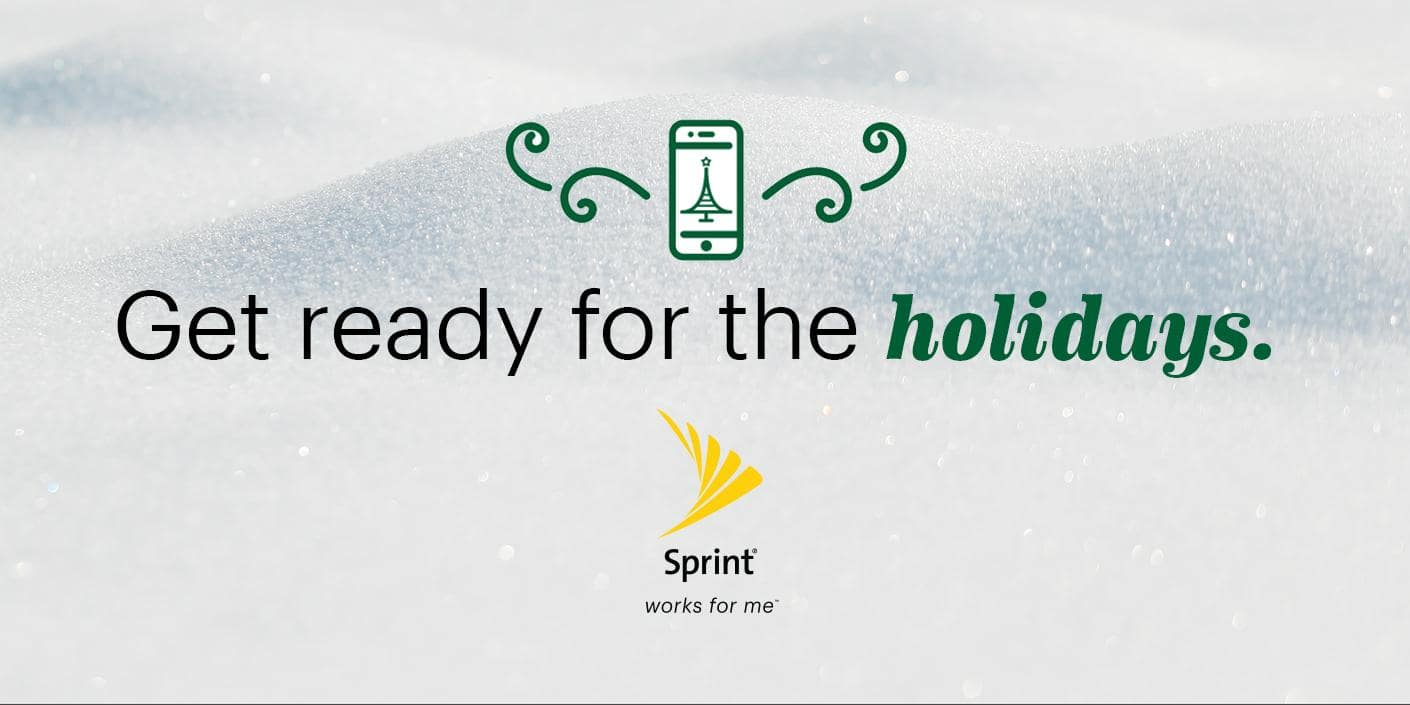 Sprint's Black Friday announcement!