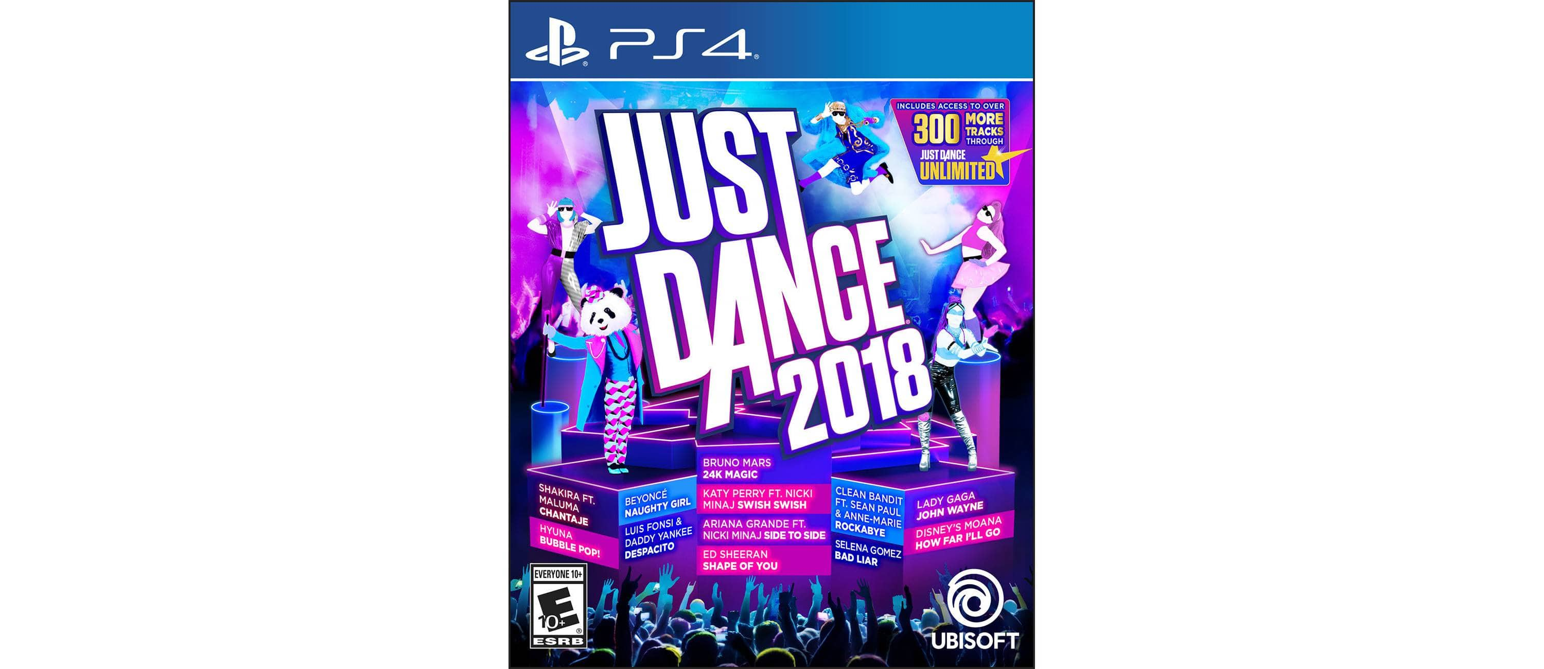 Just Dance 2018 (NS, XB1, PS4) for $35 via BestBuy PM