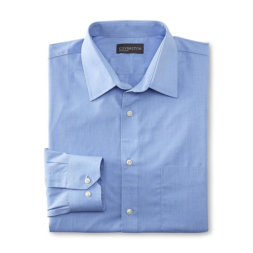 Convington Dress Shirts clearance at Sears (Shipping or Store Pickup YMMV) $7.99