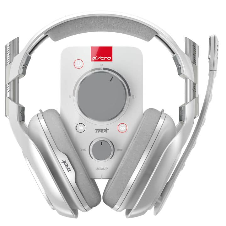 Astro Gaming - A40TR Wired Surround Sound Gaming Headset + MIXAMP Pro $179.78