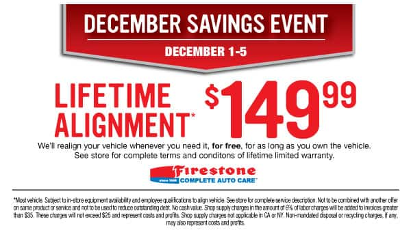 firestone coupons for wheel alignment