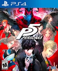Persona 5 PS4 - $39.99 @ Gamestop + Free shipping