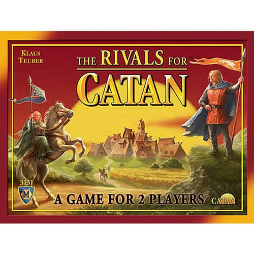 rivals for catan 9.77 @ calendars.com with coupon code. free shipping when you spend $30