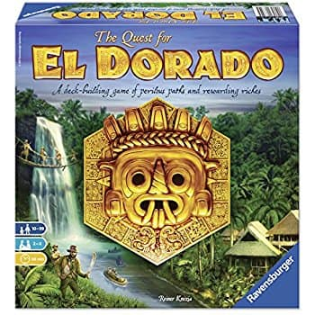 The Quest for El Dorado board game @Target - $22.51 ($21.39 w/ redcard)