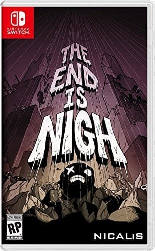 The End is Nigh (game) for Nintendo Switch -Walmart $18.29 in-store pickup