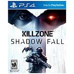 KILLZONE Shadow Fall - PS4 - Fry's $10 (with email coupon)