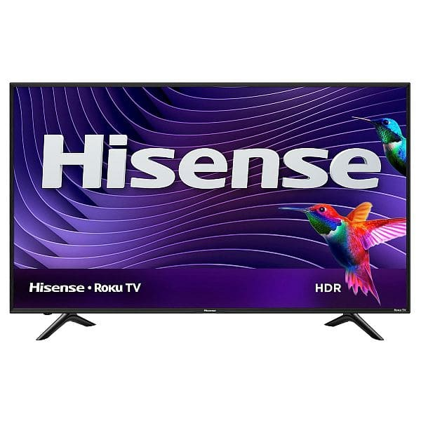 "Hisense 65"" Class 4K Ultra HD HDR Roku TV - 65R6D $598+tax / Free Shipping"