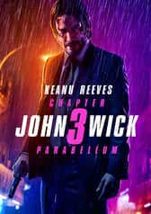 Vudu - John Wick 3 4K Blu-ray + 2 digital copies $24.96 - it's back in stock