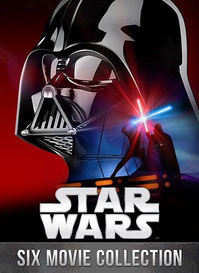 Star Wars: The Digital Six Film Collection (+ Bonus) $74.99 @ Amazon and iTunes