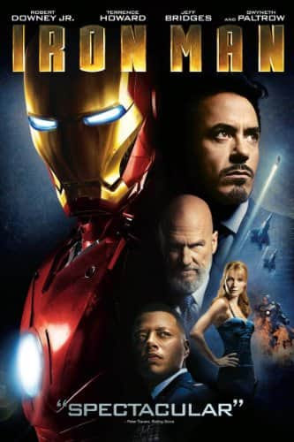 Marvel Digital HD Sale Iron Man + More $15 at Amazon, Google Play, iTunes & Vudu