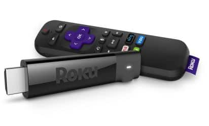 Roku Streaming Stick+ 4K UHD HDR Streaming Player +1 Month DirecTV Now +1 Month Showtime +$5 VUDU Credit for $48 + FS at Walmart