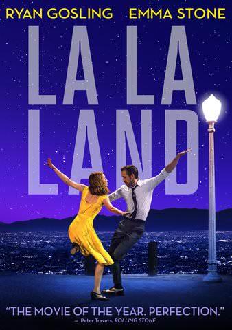 La La Land Digital 4K UHD $5 at Vudu