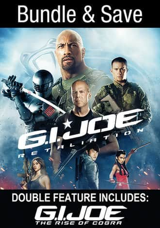 G.I. Joe: Retaliation / G.I. Joe: The Rise of Cobra (Bundle) (Digital 4K UHD) $13 at VUDU