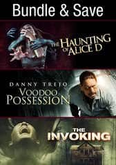3 Digital HD Horror Movies (The Haunting of Alice D, The Invoking, Voodoo Possession) for $5 at VUDU