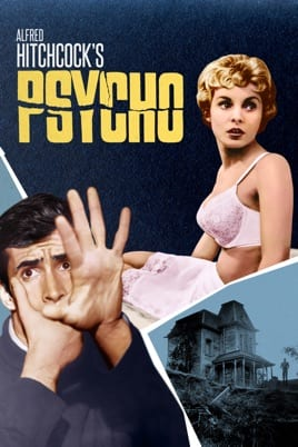 Psycho (1960) (Digital 4K UHD) $5 at iTunes