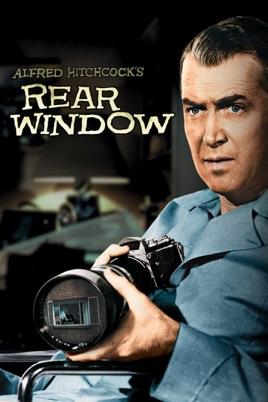 Rear Window (Digital 4K UHD, MA) $5 at iTunes