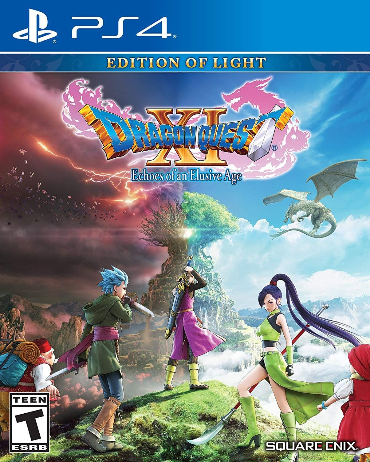 Dragon Quest 11 (PS4) - 39.60 + tax + free shipping