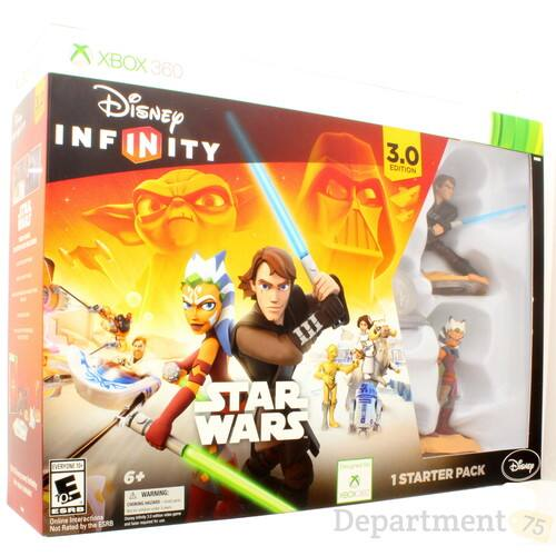 Disney Infinity 3.0 Edition Starter Pack for Xbox 360 is available for $2 at Toysrus online and B&M
