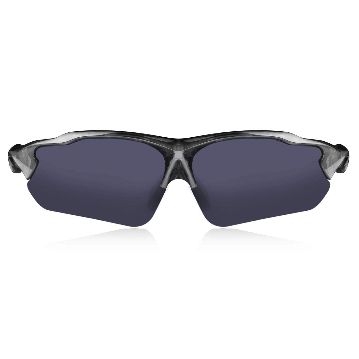 Hulislem Blade Ⅱ Sport Polarized Sunglasses-FDA Approved for $10.20 at AMAZON with coupon