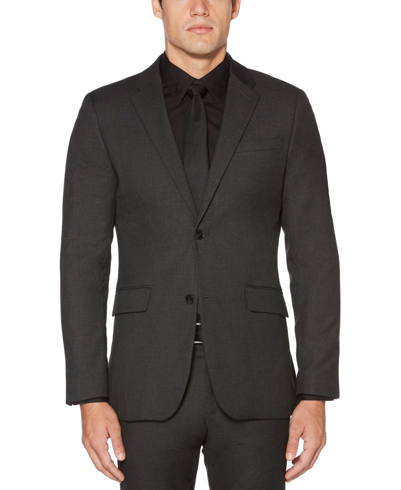 Perry Ellis Very Slim Fit Charcoal Suit Jacket for $17.60 + taxes after coupon code