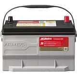 ACDelco AGM Professional automotive battery 20% coupon @ Amazon Group65 $  109.43 Group34 $  99.06 +more
