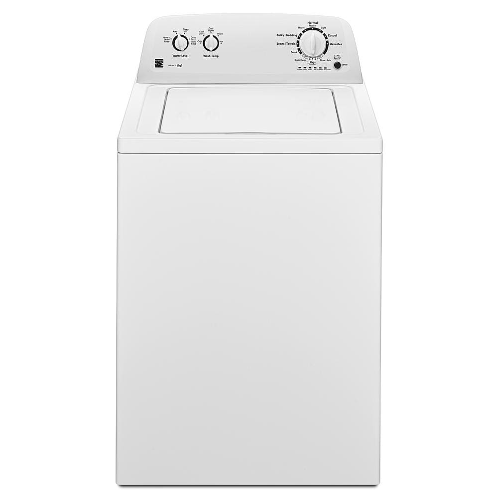 Sears - Kenmore Washer Dryer Set $674.98 if you buy the set.