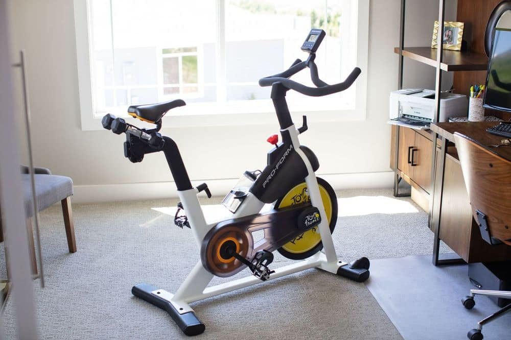ProForm Tour De France CLC Indoor Exercise Bike with 1-Year iFit Membership at Costco - $299.99 in store or $399.99 online