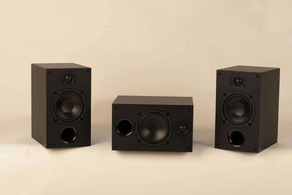 Wavecrest Audio HVL-1 bookshelf speakers save over 30%, was $229/pr now $158/pr