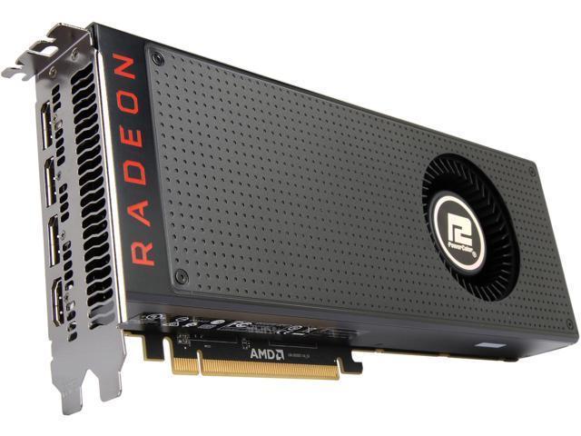 PowerColor Radeon RX Vega 56 DirectX 12 AXRX VEGA 56 8GB 2048-Bit HB $479.99 + FS