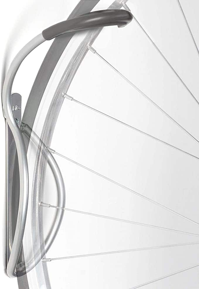 Delta Cycle Leonardo Da Vinci Single Bike Storage Hook w/ Tire Tray $10.73