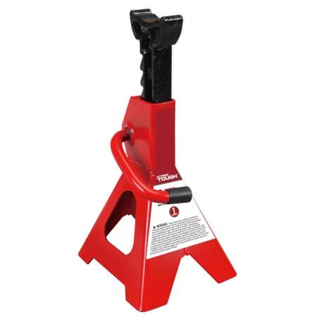 Torin Jack Stands (Weight capacity: 2 Tons) $8.44 - Wal-Mart