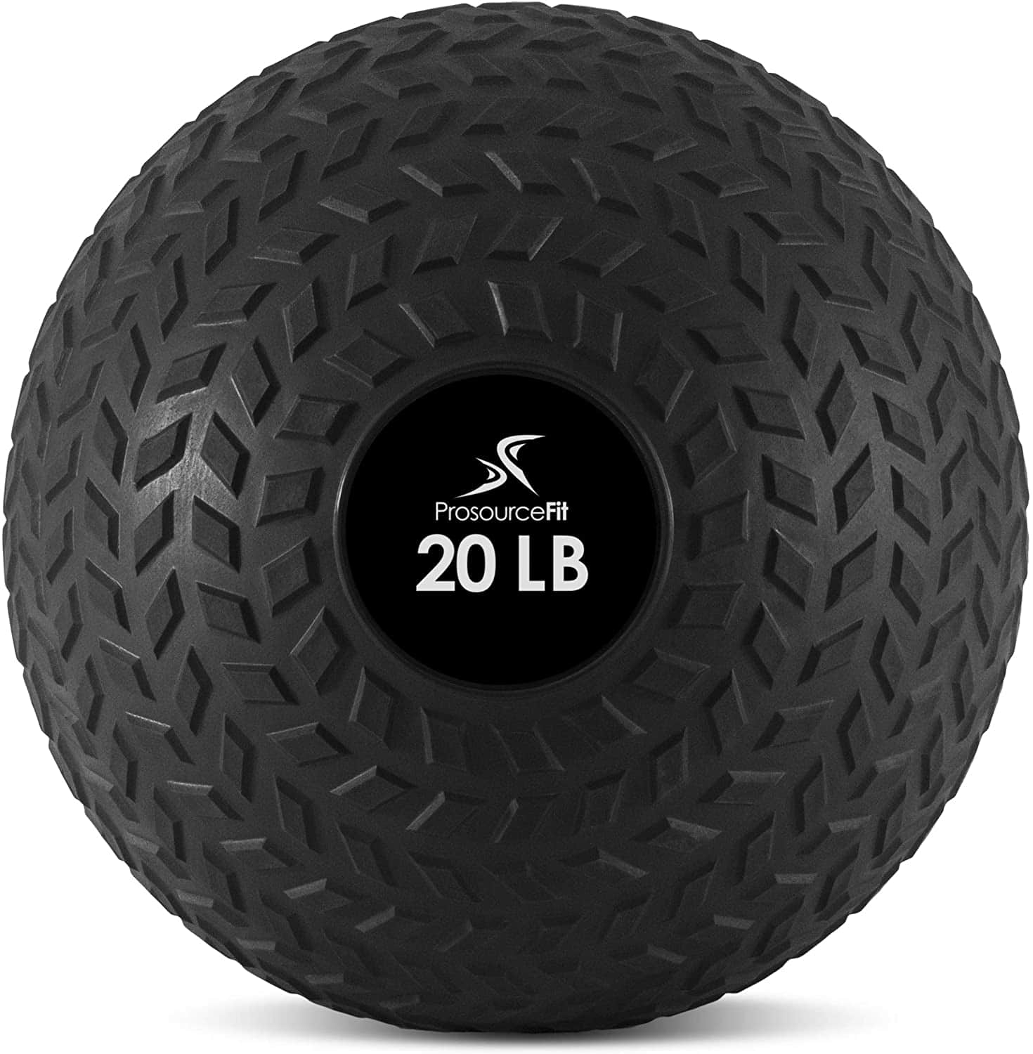 $33.99 -Amazon.com: ProsourceFit Slam Medicine Balls 20lbs Tread Textured Grip Dead Weight Balls for CrossFit, Strength and Conditioning