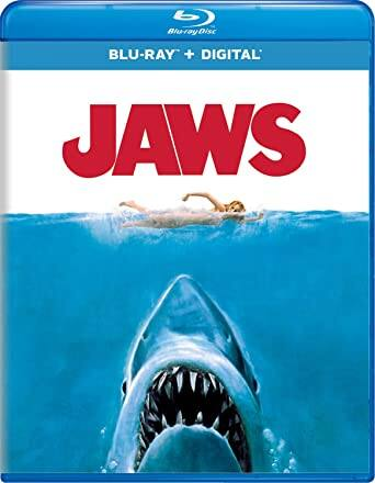 Jaws [Blu-ray] and Digital - $5.99 @ Amazon