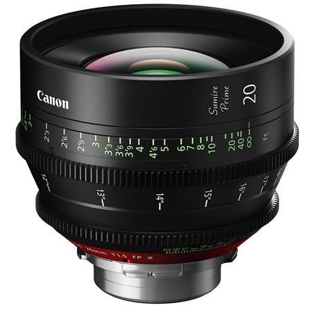 Canon SUMIRE PRIME CN FP X (PL Mount) Lenses Kit /20/24/35/50/85/135 - $34,050 @ Adorama