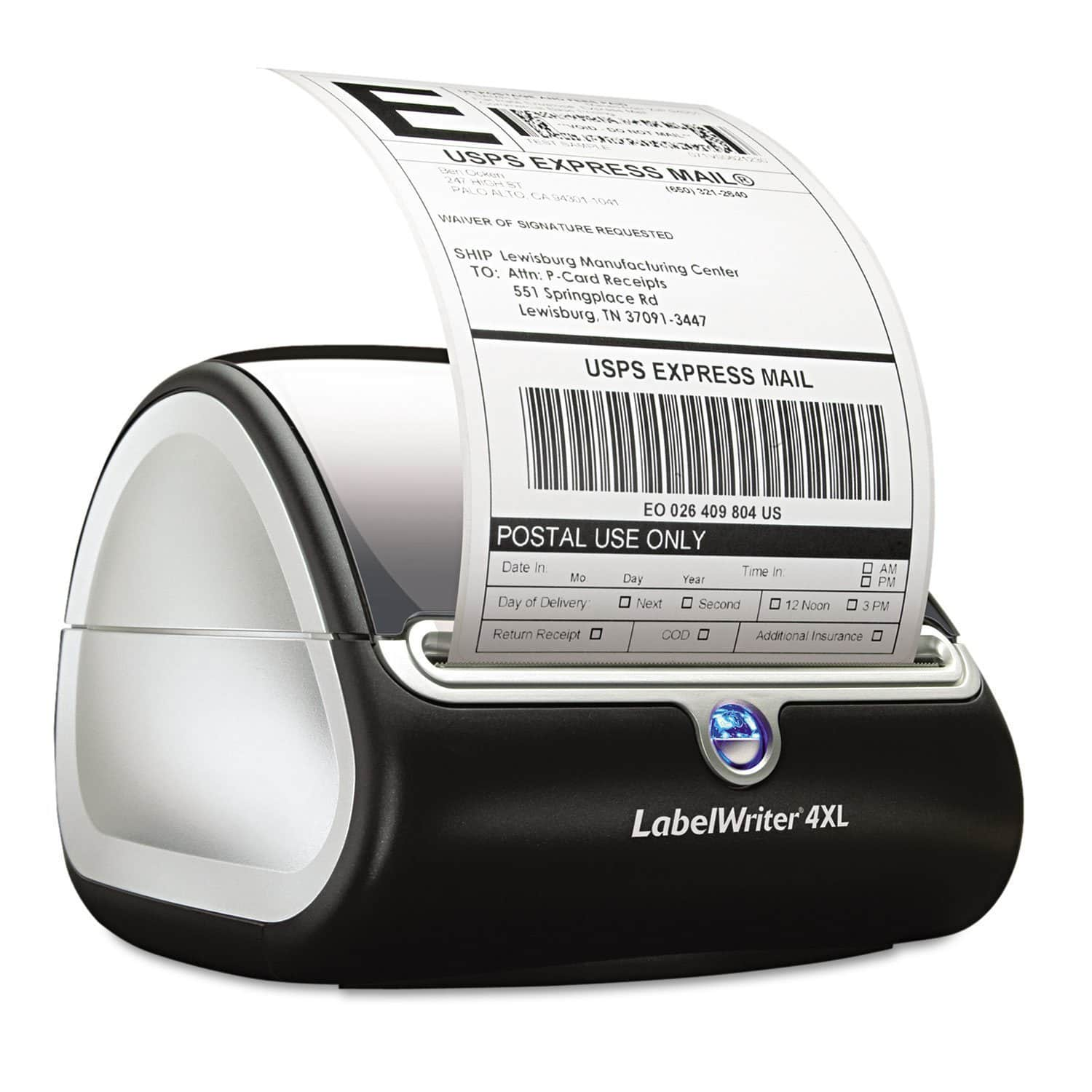 DYMO LabelWriter 4XL Thermal Label Printer $100 plus Free Shipping for Prime Members