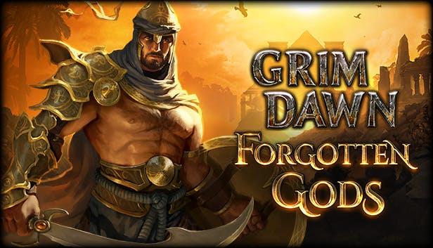 Grim dawn - forgotten gods expansion $11.19
