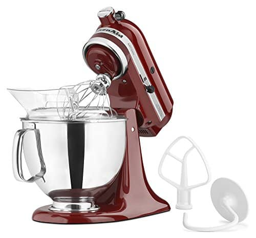 KitchenAid KSM150PSGC Artisan Series 5-Qt. Stand Mixer with Pouring Shield - Gloss Cinnamon $219.99
