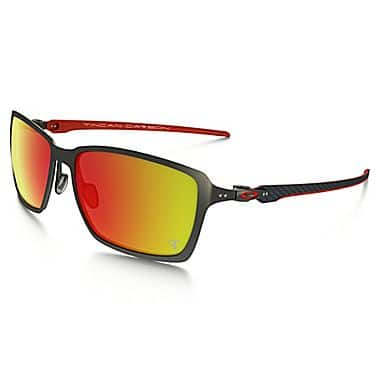 Oakley Scuderia Ferrari Tincan Sunglasses $127 at Staples