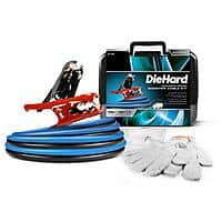 Sears Deal: DieHard Platinum 20ft. 450A 4 Gauge Booster Cable Kit 33% off now $46.54 @ Sears