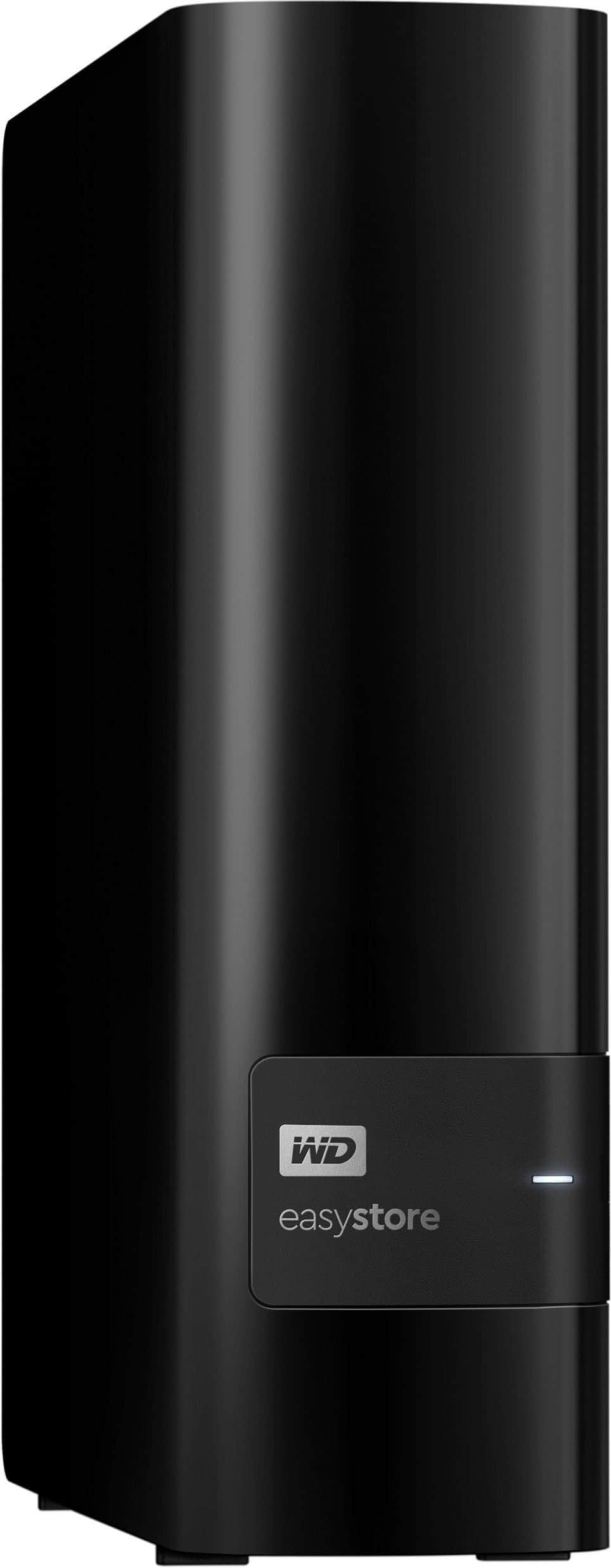 WD - easystore® 8TB External USB 3.0 Hard Drive $199 + Free Shipping @ BesyBuy