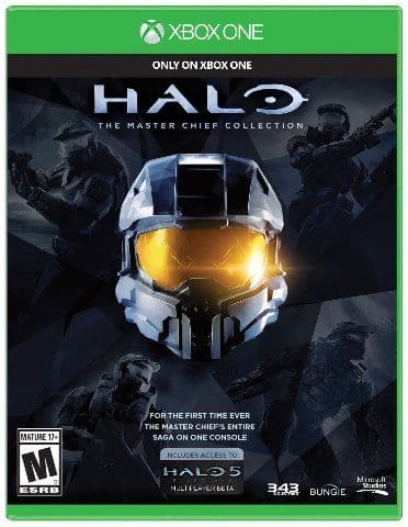 Halo The Master Chief Collection for Xbox One $27.99 FS