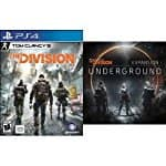 The Division + The Underground DLC Physical Copy (Xbox, PS4 and PC) for $24.99